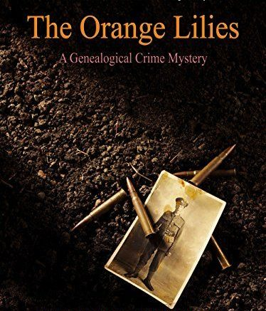 Amazon: FREE E-book The Orange Lilies: A Morton Farrier novella by Nathan Dylan Goodwin - part of The Forensic Genealogist series, regularly $6.99 USD, Amazon Kindle version available FREE