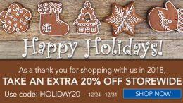Family Tree Magazine: Take an Additional 20% Off STOREWIDE during the Family Tree Magazine Holiday Sale! Use promo code HOLIDAY20 at checkout; sale valid through December 31st