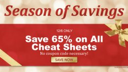Family Tree Magazine: Save 65% on All Genealogy Cheat Sheets - TODAY ONLY! A wide range of subjects and over 100 cheat sheets!