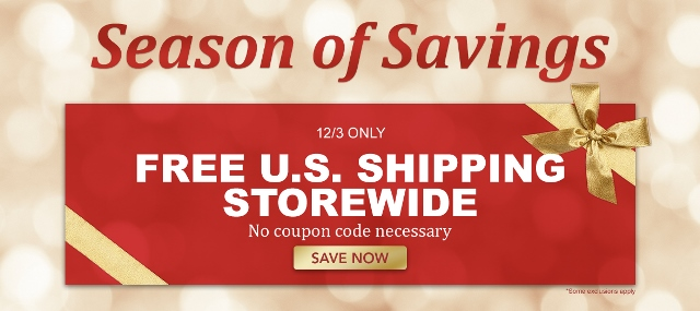 Family Tree Magazine: FREE US SHIPPING STOREWIDE - Today Only!