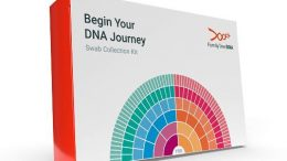 Save $20 on Family Finder DNA test kit from Family Tree DNA at Amazon