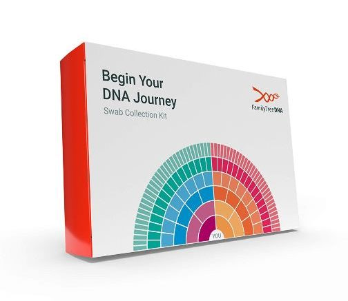 DNA Day Sale at Family Tree DNA with Family Finder DNA test kit just $49! Check out all the Genealogy Bargains for Thursday, April 18th, 2019!