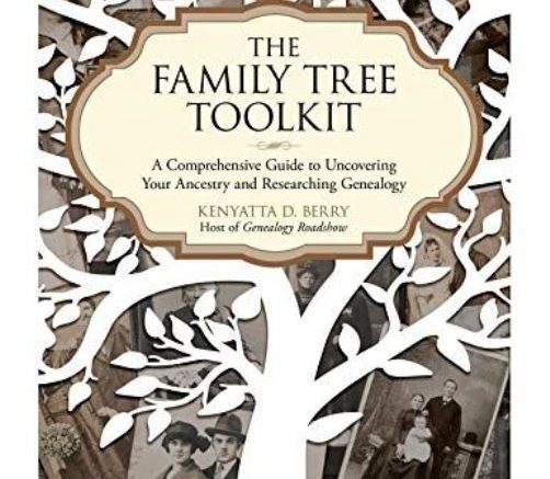 "The Family Tree Toolkit by Kenyatta D. Berry, host of Genealogy Roadshow on PBS is a ""must have""! - save up to 90% now at Amazon!"