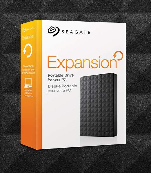 "Amazon: Save 25% on Seagate Expansion 4TB Portable External Hard Drive USB 3.0. ""Windows computers tend to perform better when their internal drives aren't filled to the brim. That's why Expansion Portable is here to help. Transfer, backup, and give that desktop or laptop the space it needs. Fast USB connectivity and drag-and-drop style make the whole process a no brainer."" - Regularly $119.99 USD, now just $89.99 USD"