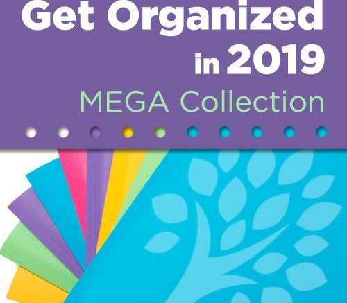 Save 82% on Get Organized in 2019 MEGA Collection from Family Tree Magazine! Regularly $434.86 USD, now just $79.99 USD!