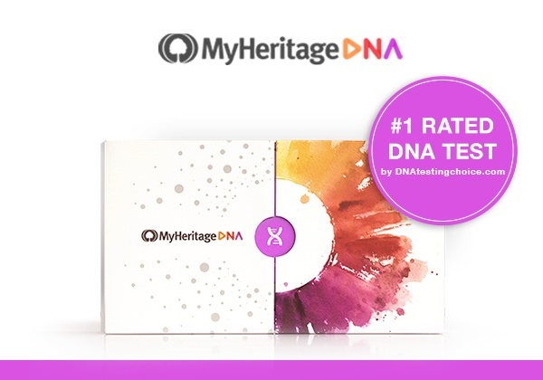 HUGE SAVINGS during Mother's Day Sale at MyHeritage DNA - get the same type of autosomal DNA test as AncestryDNA for just $69 plus FREE SHIPPING incentives!