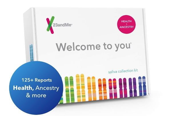 23andMe: Save $50 on 23andMe Health + Ancestry DNA test kit via Sam's Club