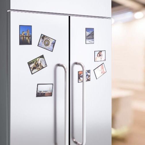 "Amazon: 30-Pack Magnetic 4x6"" Picture Frames for Refrigerator! Regularly $30.99, save an additional $8 when you enter promo code X99CZ74R at checkout! Your final price is just $22.99!"