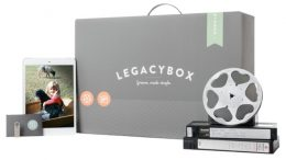 Legacybox: Save up to 64% on Photo and Movie Digitization Services including slides, photos, negatives, home movies and video tapes!