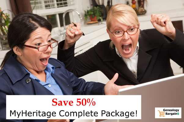 Having trouble finding success with your genealogy research? Ready to make the leap to MyHeritage? Here's how to get started and SAVE 50%!