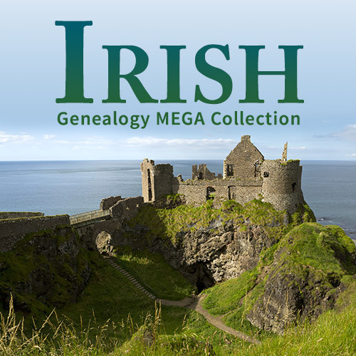 Family Tree Magazine: Save 77% on the Irish Genealogy MEGA Bundle from Family Tree Magazine. Regularly $396.88, now just $89.97!
