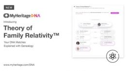 FREE WEBINAR Suggested Relationship Paths: An Inside Look at the Theory of Family Relativity™ presented by MyHeritage Webinars, Ran Snir, Tuesday, March 12