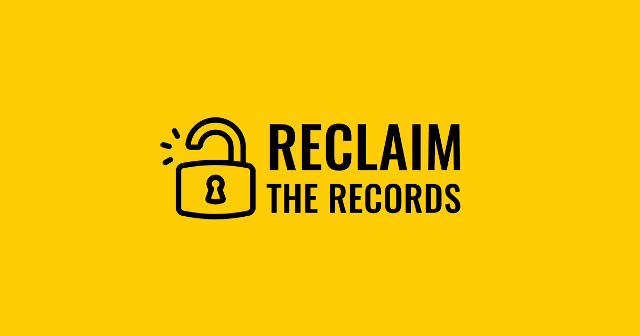 """Legacy Family Tree Webinars: FREE WEBINAR Reclaim The Records: Using Freedom of Information Laws for Genealogy presented by Brooke Ganz, Wednesday, March 13th, 2019, 8:00 pm Eastern / 7:00 pm Central / 6:00 pm Mountain / 5:00 pm Pacific. """"Tired of being told by archives, libraries, and government agencies that the genealogical records you want are """"unavailable""""? We were too, so we figured out how to do something about it. We're Reclaim The Records, a new not-for-profit activist group of more than 5,300 genealogists, researchers, historians, and journalists. We use Freedom of Information laws – and sometimes even lawsuits – to obtain copies of previously inaccessible archival record sets, which we then put online for free public use."""