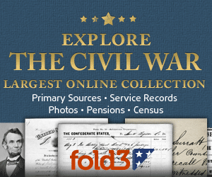FREE ACCESS to Civil War records at Fold3 plus save $30 on Fold3 annual subscription! Check out all the Genealogy Bargains for Tuesday, April 2nd, 2019!