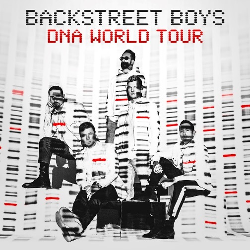 "Get free shipping at MyHeritage DNA with our special ""Backstreet Boys DNA Tour"" promo code! See all the Genealogy Bargains for Friday, April 26th, 2019!"