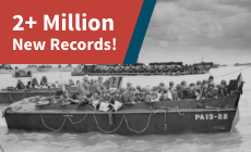 World War II Records: Find the untold stories of your family's WWII veterans with access to exclusive records, personal stories, and photos. Includes 20+ million WWII Draft Registration Cards and diaries.