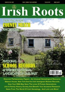 EXCLUSIVE OFFER from Genealogy Bargains! Get 6 Back Issues of Irish Roots magazine for the price of 4! You pay just $10.98 USD!