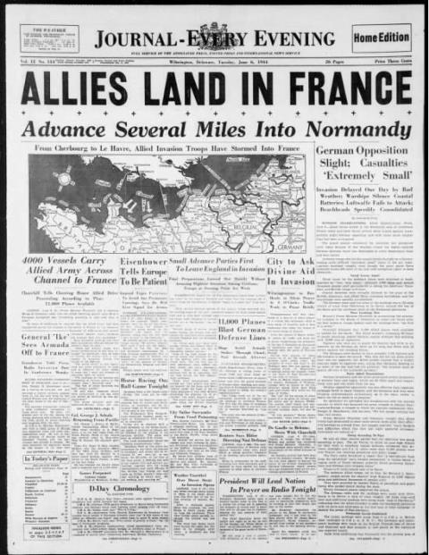 Newspapers.com: FREE ACCESS to Newspapers.com Publishers Extra this weekend! In honor of the 75th anniversary of the D-Day Invasion, take advantage of free access to over 500 MILLION historical newspaper pages at Newspapers.com! Free access valid through Sunday, June 9th, 2019 at 11:59 pm EDT.