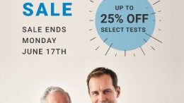 "Save BIG during the Family Tree DNA Father's Day Sale - as low as $59! ""Give the gift of family discovery—because Dad genes never fade."" Get the details at DNA Bargains!"