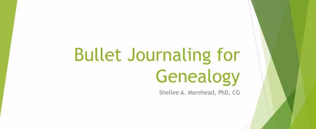Genealogists and family historians are still raving about this week's Bullet Journaling for Genealogy webinar (click HERE to view for free through Tuesday, August 27th). Amazon has some GREAT DEALS on bullet journals for you to put your learning into practice and make progress with your genealogy research!