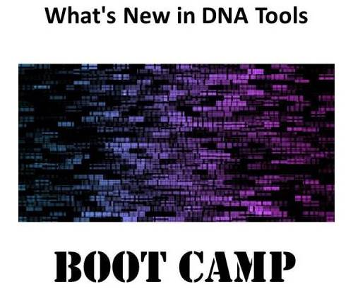 Save 30% on the What's New in DNA Tools digital download with DNA expert Mary Eberle - covers DNA Painter too!