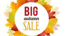 Big Autumn Sale on scanning services at Larsen Digital PLUS FREE WEBINAR Civil Law Concepts and Genealogy! Genealogy Bargains for Sunday, September 15th, 2019.