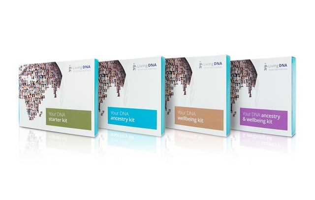Living DNA offers new DNA testing options including Living DNA Starter Kit for just $49!