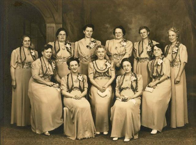 """FREE WEBINAR Decoding Secret Societies: Finding Your Female Fraternal Ancestors presented by Michael L. Strauss, AG, Friday, October 25th, 2019. 2:00 pm Eastern / 1:00 pm Central / 12:00 pm Mountain / 11:00 am Pacific. """"Do you have ancestry with membership in the Eastern Star? The Daughters of Rebekah? or another woman's fraternal organization. This lecture focuses on those female fraternal auxiliaries and the rich genealogical material of family members who may have belonged to one or more of these secret societies."""""""