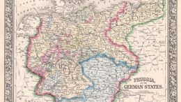 "A la Karte: Borders, Maps and Gazetteers for German Genealogists presented by James M. Beidler, Wednesday, November 20th, 2019. 2:00 pm Eastern / 1:00 pm Central / 12:00 pm Mountain / 11:00 am Pacific ""The borders of German-speaking lands in Europe followed a non-linear pattern that is at first difficult to unpack. Learn about the gamut of on- and off-line tools to overcome this difficulty."""