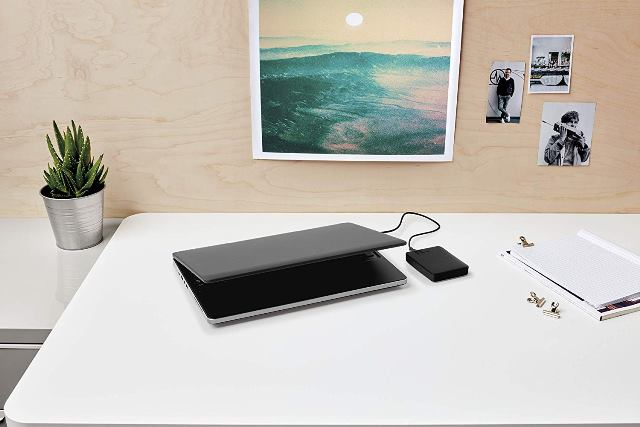 "Save 31% on WD Wlements Portable External Hard Drive, USB 3.0! ""Western Digital elements portable hard drives offer reliable, high-capacity storage, Fast data transfer rates and universal connectivity with USB 3.0 and USB 2.0 devices to back up your photos, videos and files on the go."" Regularly $129.99, TODAY ONLY just $89.99!"