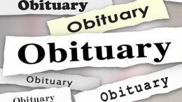 FREE WEBINAR Grandma's Obituary Box: The Use of Obituaries in Genealogical Research and Their Role in American Culture presented by Pam Stone Eagleson, CG, Wednesday, December 11th, 8:00 pm Eastern / 7:00 pm Central / 6:00 pm Mountain / 5:00 pm Pacific. Obituaries are a genealogical resource that help document our ancestors and bring them to life. This lecture examines the clues and types of information found in obituaries as well as where and how to locate them. A discussion of obituaries through the past three centuries will show what values were important to our ancestors and how those values have or have not changed through the years.