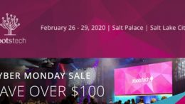 THIS WEEK ONLY! Special RootsTech Flash Sale - save over $100 on a 4-day pass . . . Use the promotional code THANKS at checkout!