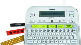 "Save 43% on Brother P-touch, PTD210, Easy-to-Use Label Maker! ""The P-touch PT-D210 makes it easy to create great-looking labels for your home and home office. With its convenient one-touch keys, you can quickly access fonts, symbols, frames and templates. Plus, you can preview your work on the display so that you know exactly how your label will look before you print."" Regularly $34.99, now just $19.99 plus FREE SHIPPING for Amazon Prime members!"