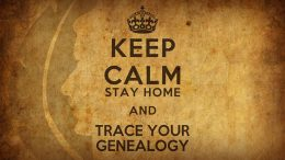 """Save 25% on ALL PRODUCTS at Genealogical Publishing Company during the Keep Calm and Stay at Home Sale! """"With apologies to Laurel and Hardy, isn't this another fine mess we've gotten ourselves into? Like you, we at Genealogical.com are hunkered down in our homes, working some of the time, getting re-acquainted with our families, and doing things we enjoy. If you are reading this, then genealogy is one of the things you enjoy. So, to add to your enjoyment, we are announcing a 25% site-wide sale on our entire collection. That's right, you can purchase anything at Genealogical.com and save 25% on each and every item you order when you use Coupon Code: LAH25 at checkout. Even better, if you order more than $50 in books, we'll ship them for free. This sale will run from today until 11:59 PM EDT, Monday, March 23."""""""