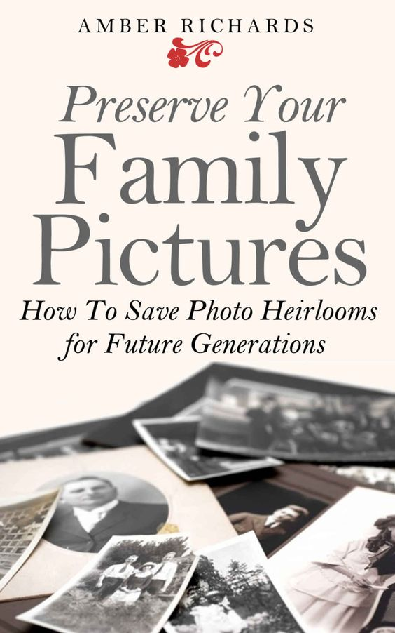 TODAY ONLY! FREE EBOOK Preserve Your Family Pictures: How To Save Photo Heirlooms for Future Generations - a $9.75 value! Genealogy Bargains for Tuesday, April 21st, 2020