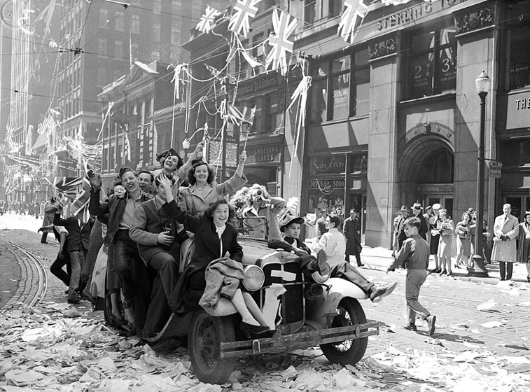 To mark the 75th anniversary of V-E Day, Ancestry UK has FREE ACCESS to MILLIONS of UK records through Sunday, May 10th, 2020!