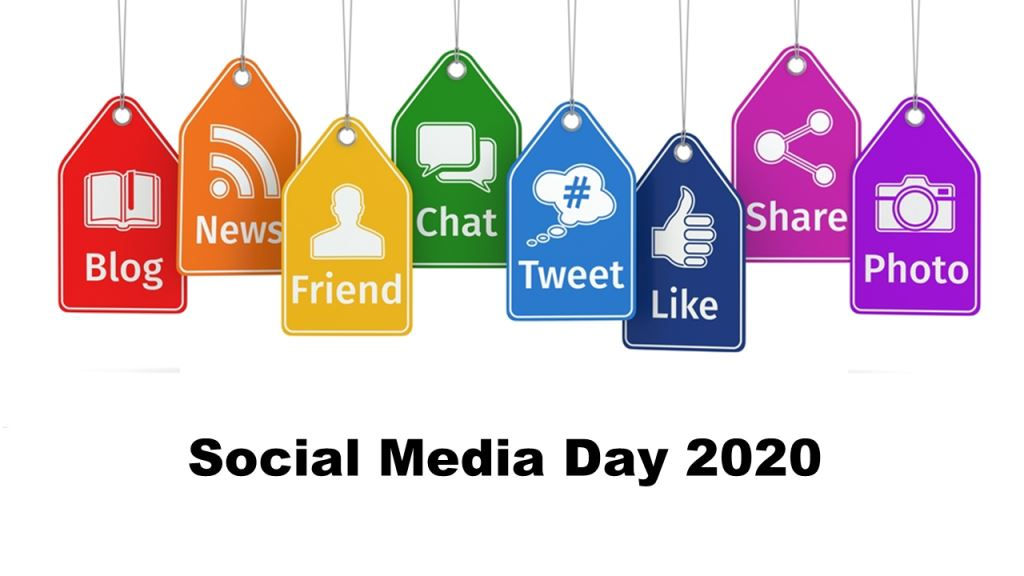 Celebrate Social Media Day 2020 at Genealogybargains.com with this FREE DOWNLOAD Staying Safe Using Social Media