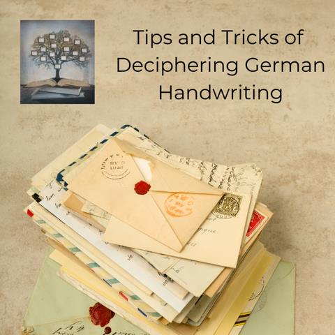 Does the old German handwriting seem overwhelming? An obstacle insurmountable in your German genealogy journey? If so, it's time to learn the tips and tricks that make deciphering that script much easier! Professional German genealogy translator Katherine Schober of SK Translations will show you the tools she uses every day to make working with those scary squiggles doable - and - dare we say it - actually kind of fun.