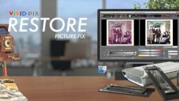 Vivid-Pix: Check out this amazing EXCLUSIVE offer from Vivid-Pix: Buy One, Give One Sale! Purchase a Mac or Windows version of Vivid-Pix RESTORE and receive a free Gift Coupon Code to give to another! Click HERE for details.