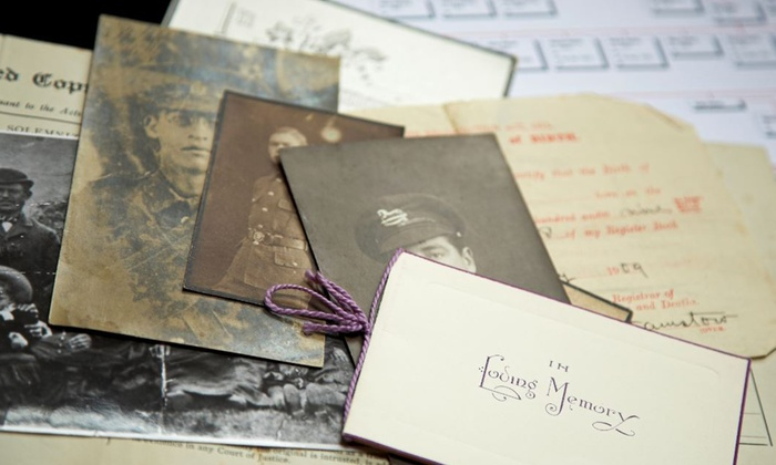 "Groupon: Save up to 80% on a genealogy course at National Institute! ""Need help climbing your family tree, you can choose from several genealogy courses to gain knowledge about researching your family's roots."""