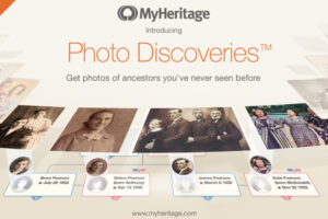 FREE WEBINAR Fabulous Photo Discoveries™ at MyHeritage presented by Lisa Louise Cooke, MyHeritage Webinars, Tuesday 28 July 2020