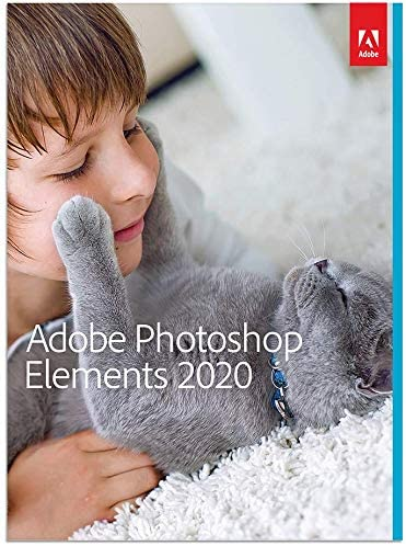 "Save 45% on the popular photo editing software Adobe Photoshop Elements 2020! ""Adobe Photoshop Elements 2020 is photo editing software used by anyone who wants to edit and create with their photos. It offers easy ways to get started; effortless organization; step-by-step guidance for editing; and fun ways to make and share stunning photo creations, effects, prints, and gifts."""