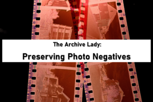 Melissa Barker, aka The Archive Lady, shows you the best ways to preserve old family photo negatives with these amazing tips and tricks!