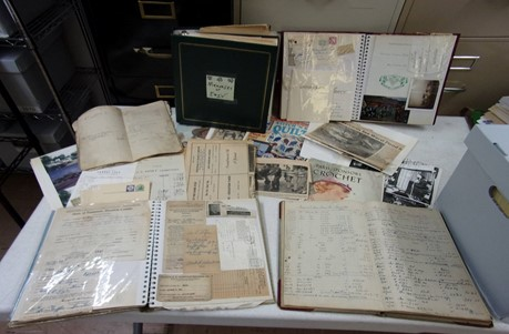 """Melissa Barker, aka The Archive Lady, explains what makes an """"archive"""" an archive!"""