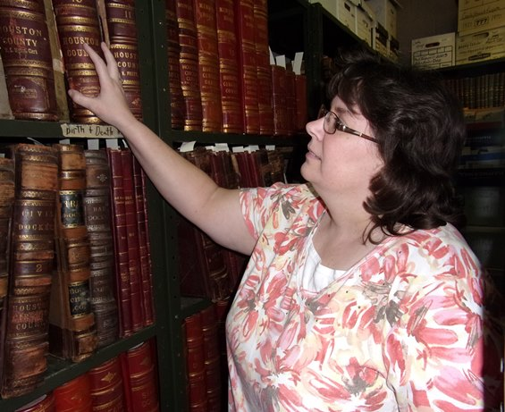 If you have a question about researching in archives or records preservation for The Archive Lady, send an email with your question to: melissabarker20@hotmail.com