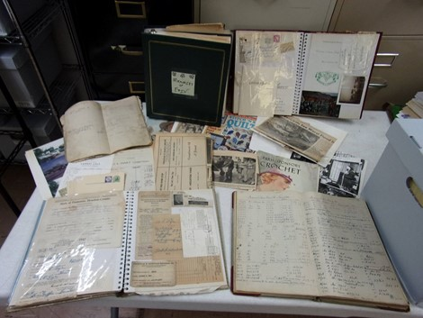 Lyle Family Records Collection, Houston County, Tennessee Archives
