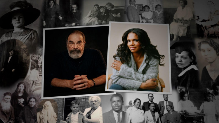 The 9th episode of Season 7 of Finding Your Roots is entitled On Broadway. Henry Louis Gates, Jr. investigates the family histories of Broadway stars Audra McDonald and Mandy Patinkin, discovering ancestors whose struggles laid the groundwork for their success.