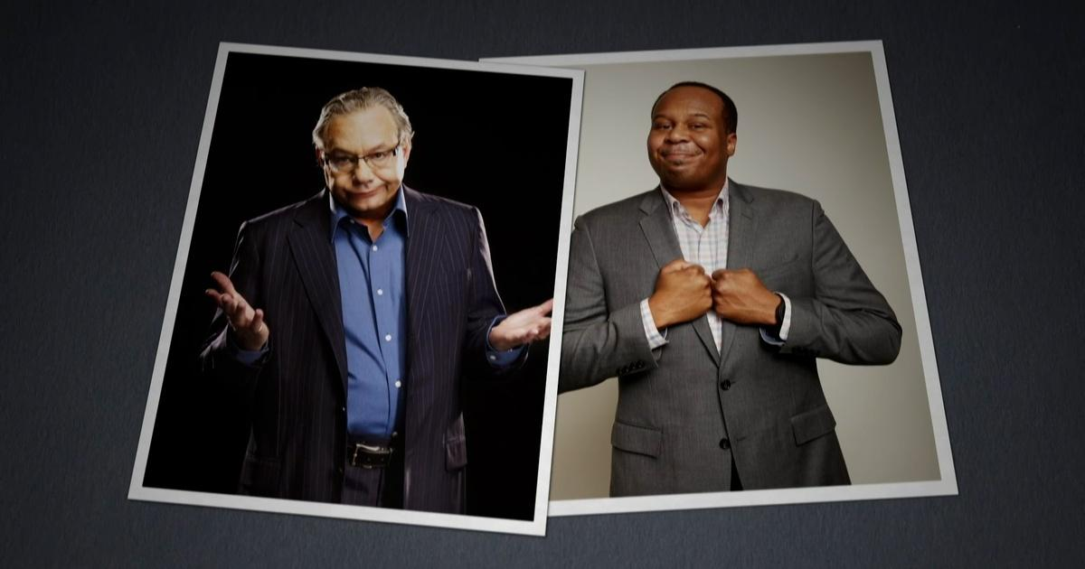 TONIGHT! Finding Your Roots with comedians Lewis Black and Roy Wood, Jr. Tuesday, May 4th, 2021